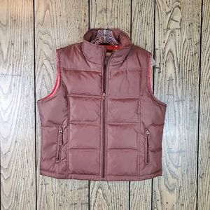 🔥 Motion Puffer Vest Feather Down Insulated XL